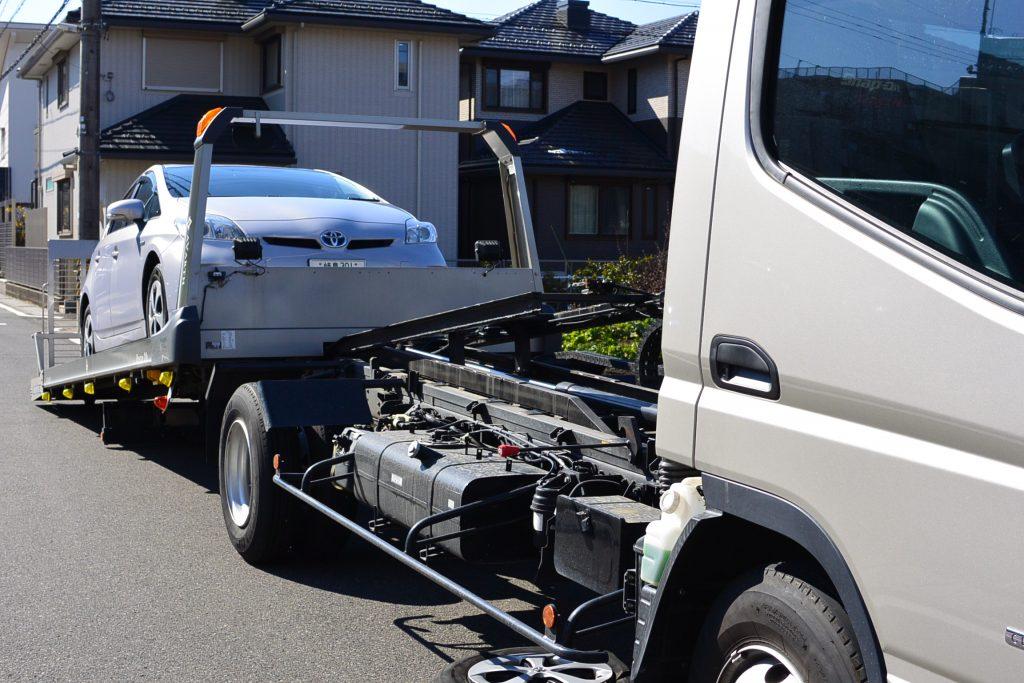 ロードサービス レッカー 自動車保険 交通事故 岐阜 愛知 故障車 AVARTH