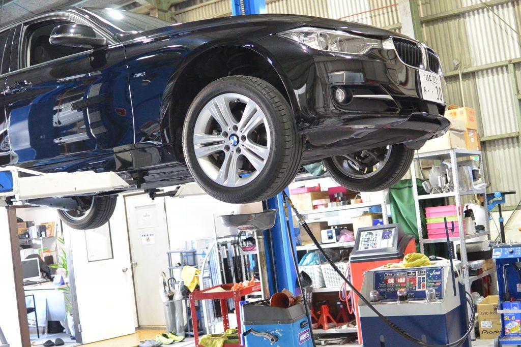 AVARTH トルコン太郎 オートマオイル交換 ATF交換 BMW