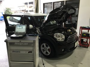 AVARTH 輸入車診断 BMW診断機 コンピューター ミニ コーディング 岐阜BMW