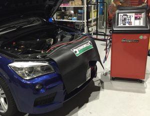 AVARTH PS134 エアコンクリーニング エアコン修理 スナップオン エアコンフラッシング エアコンガス補充 岐阜 愛知 R134a R1234yf BMW