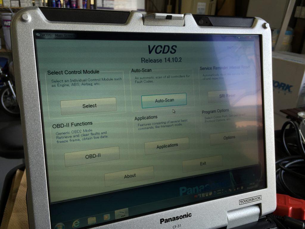 AVARTH 輸入車診断 アウディ診断機 コンピューター