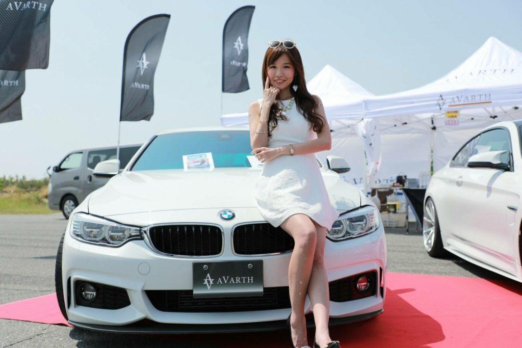 吉田ひろ子 AVARTH BMW 420 よしまる BMWカスタム アヴァルト 岐阜 インプカーニバル