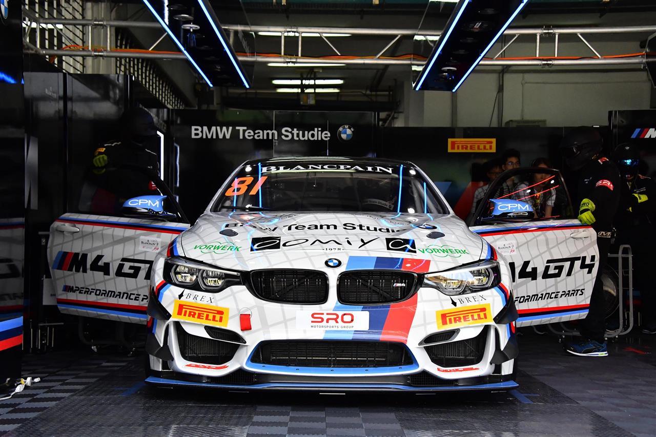 BMW レース CPM