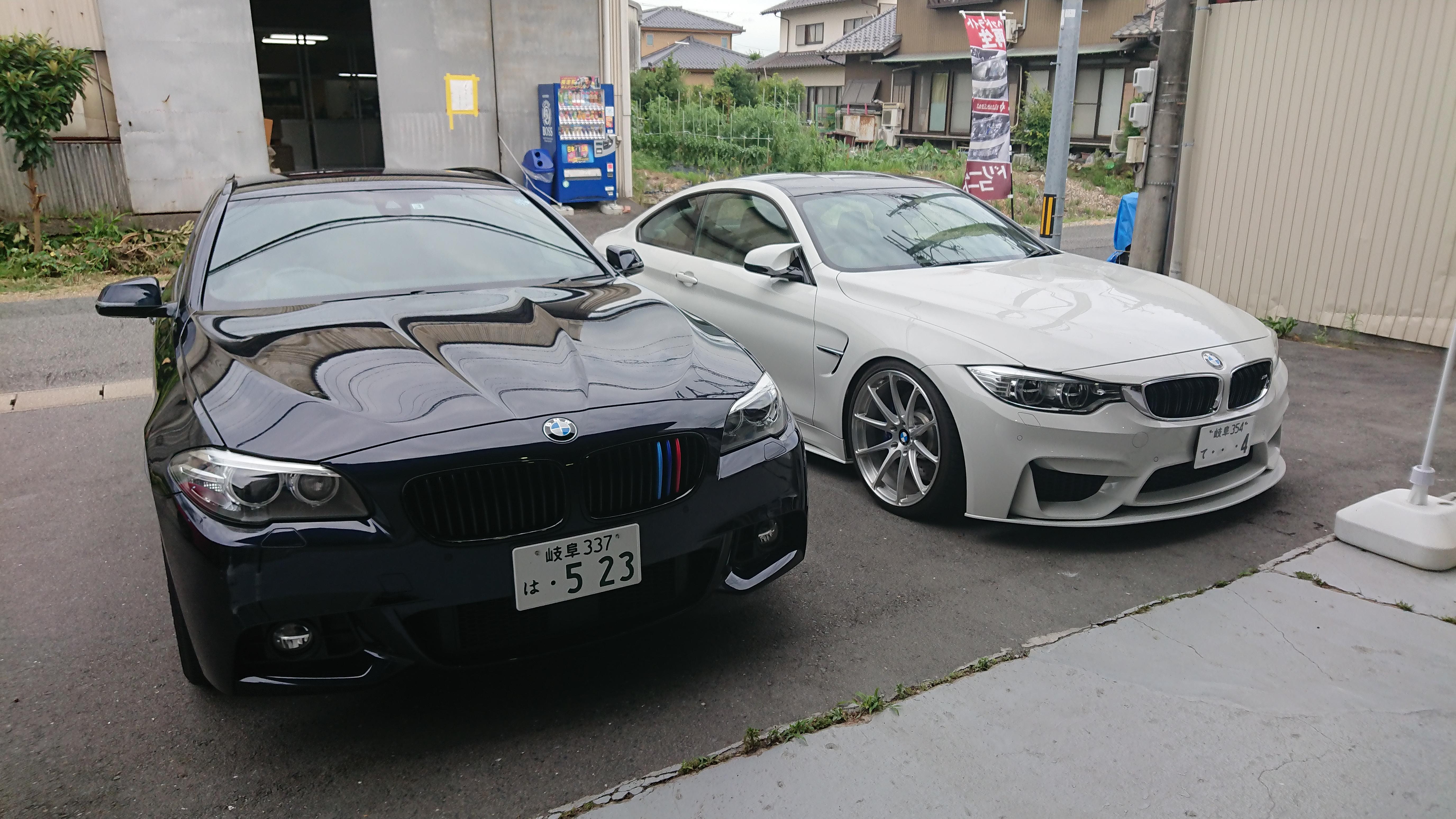 BMW 5シリーズ 523d F11