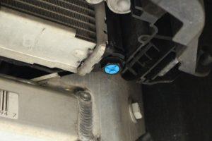 BMW 水漏れ点検 冷却水漏れ 1シリーズ BMW修理 BMW岐阜 AVARTH 漏れ箇所