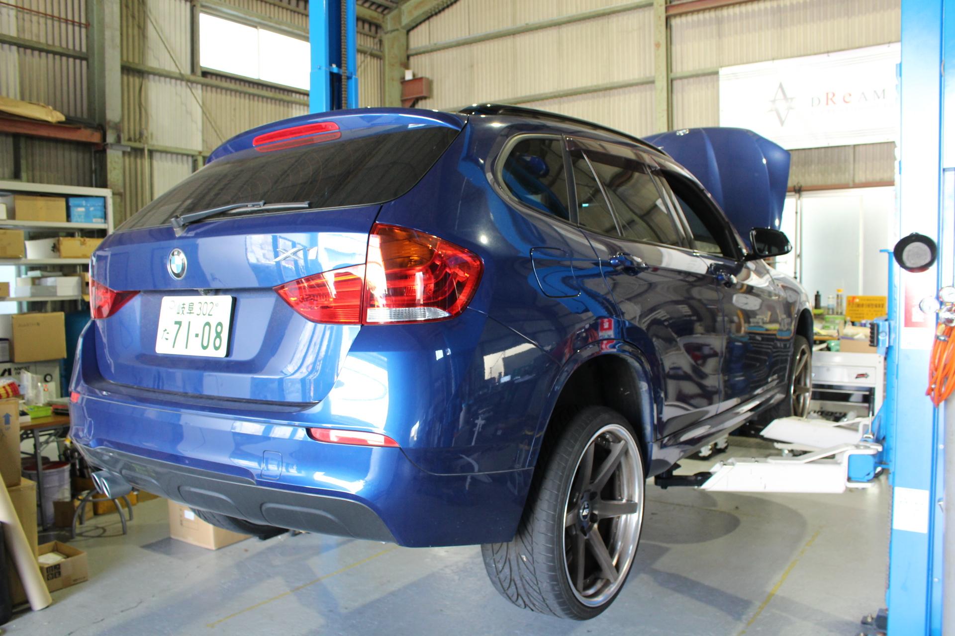 X1 車検検査