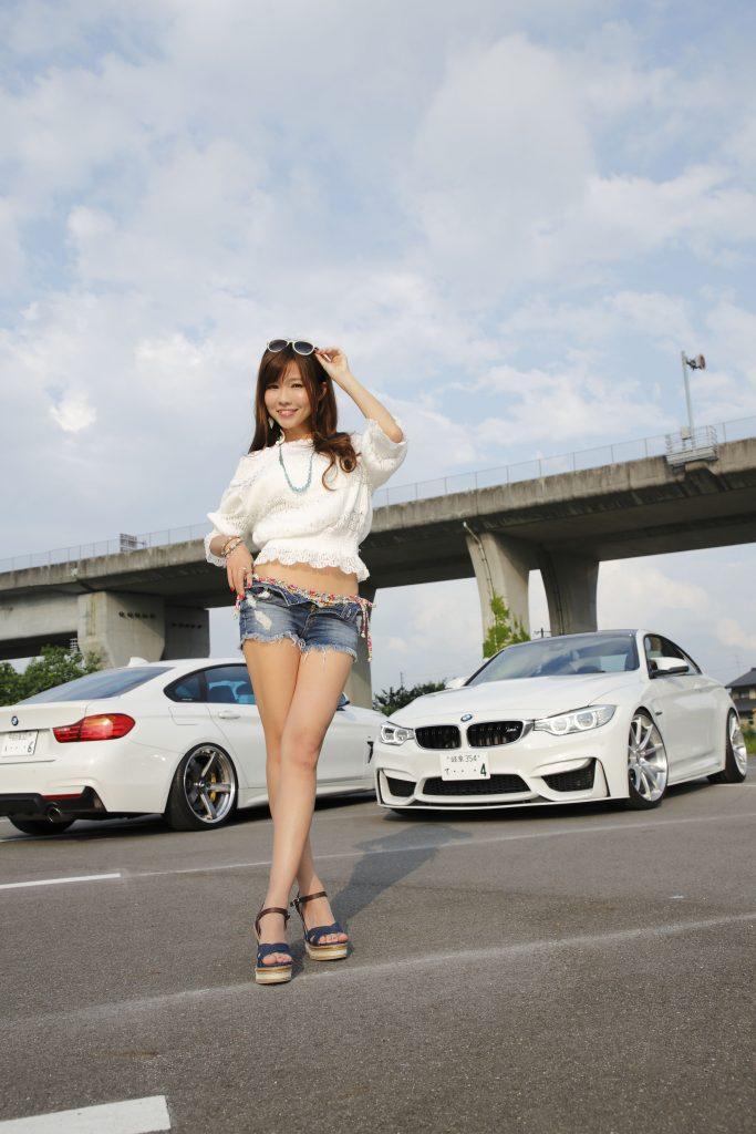 AVARTH よしまる 吉田ひろ子 BMW岐阜 BMWカスタム BMW修理 コンパニオン レースクイーン
