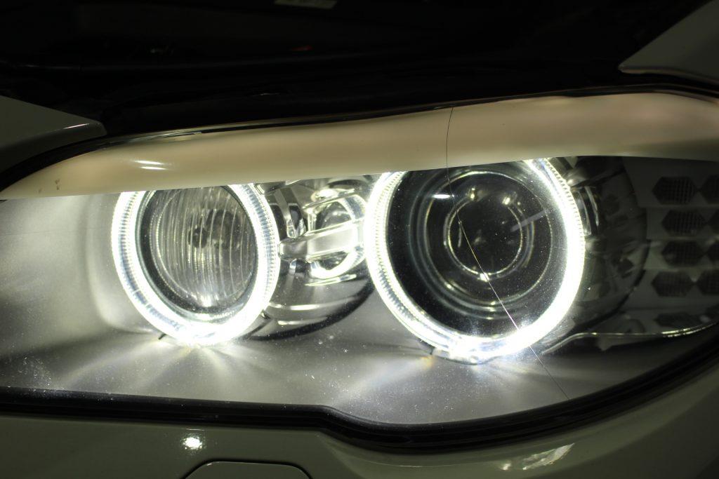 BMW F11 ヘッドライト点灯しない BMW修理 BMWカスタム AVARTH BMW岐阜