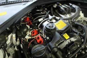 BMW ハイスパークイグニッションコイル ハイスパークジャパン 岐阜 チューニングコイル F36 420i