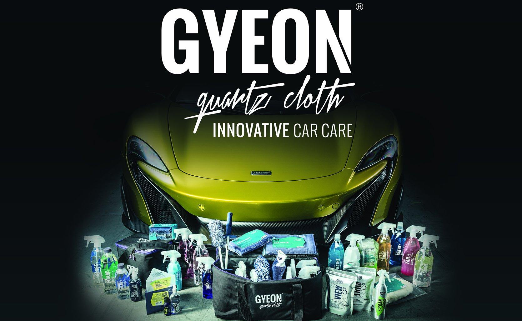 AVARTH GYEON ジーオン スパシャン コーティング 洗車 オフィスアズ シュアラスター