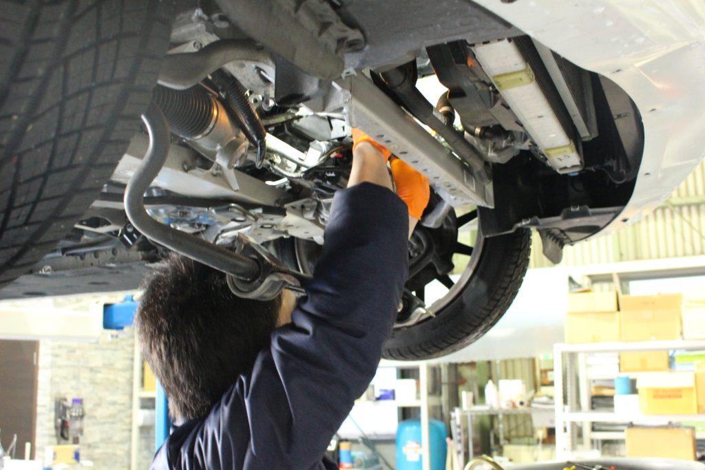 BMW BMW岐阜 AVARTH アヴァルト ATF交換 トルコン太郎 F30 3シリーズ
