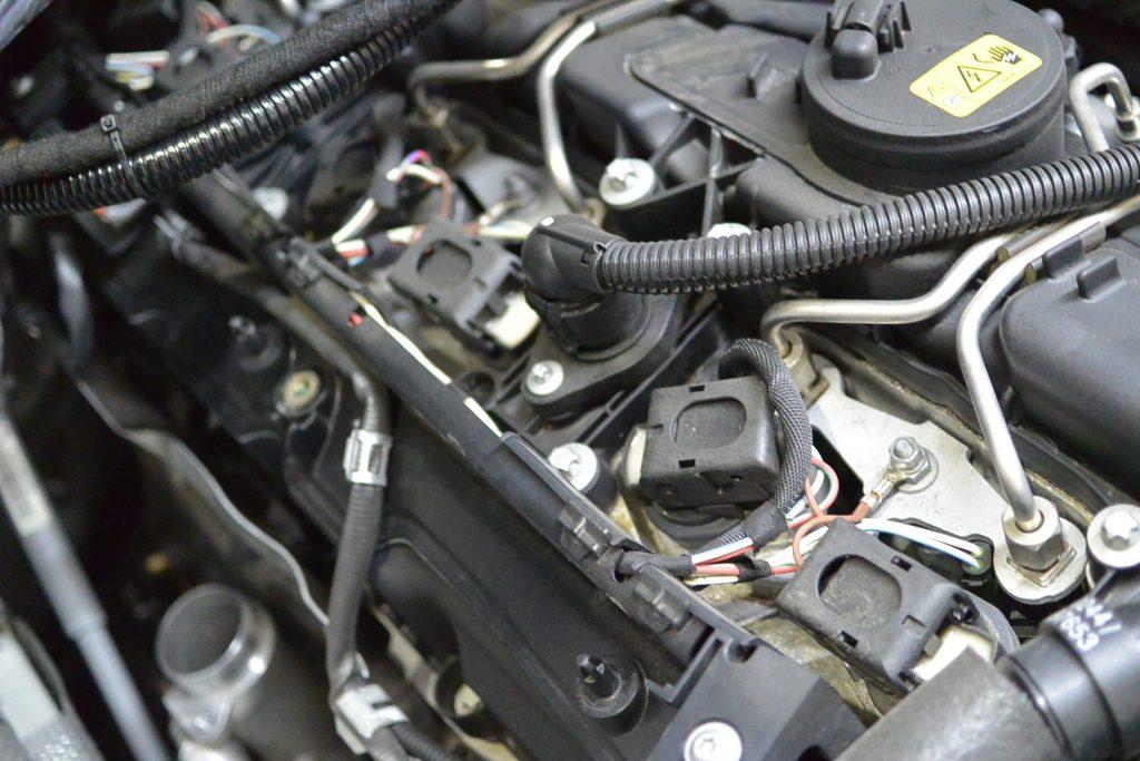 AVARTH BMW岐阜 BMW修理 BMW M4 F82 ハイスパークイグニッションコイル 純正コイル