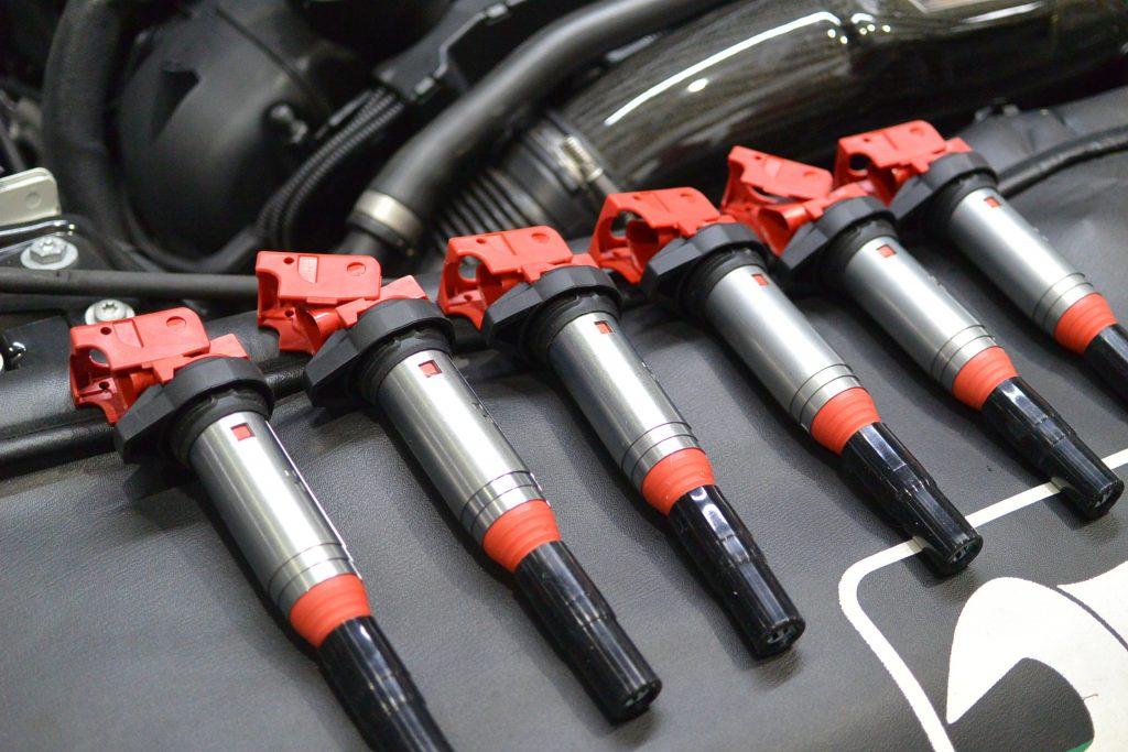 AVARTH BMW岐阜 BMW修理 BMW M4 F82 ハイスパークイグニッションコイル 新品