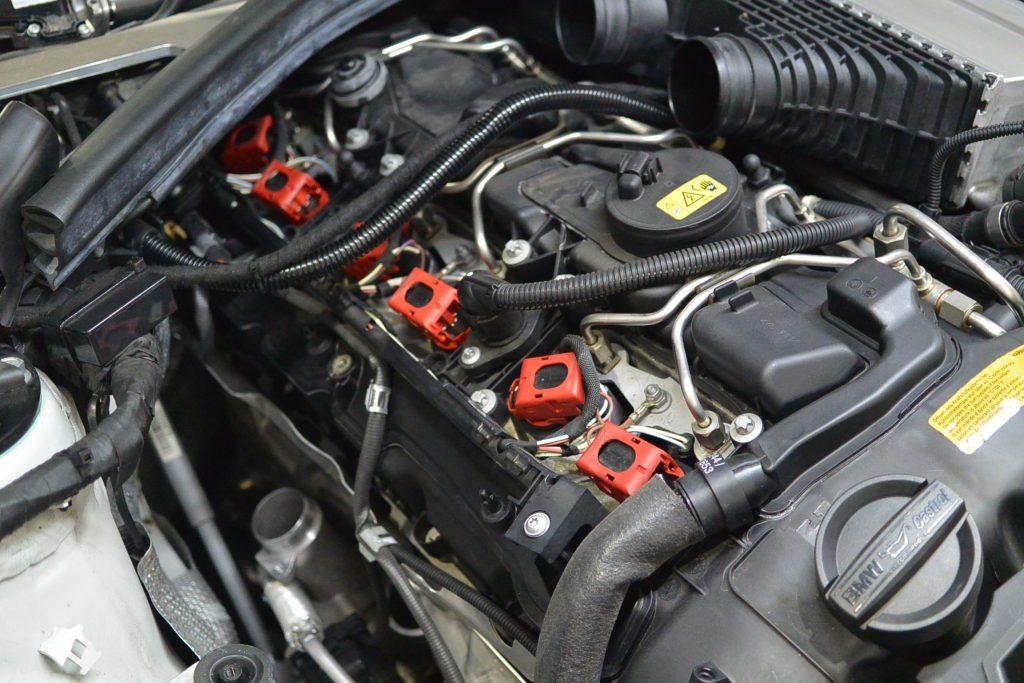 AVARTH BMW岐阜 BMW修理 BMW M4 F82 ハイスパークイグニッションコイル 取り付け後
