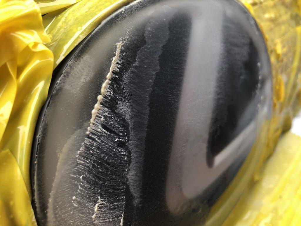 AVARTH レクサス トヨタ GS ハイブリッド レーダー ミリ波 清掃必要 感度低下 エイミング プリクラッシュ セーフティセンス 岐阜 自動ブレーキ ドリームコート 施工中
