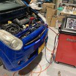 スバル R2 エアコンクリーニング エアコン洗浄 PS134